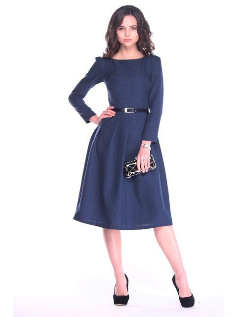 Сукня темно-синя Maurini 3214937