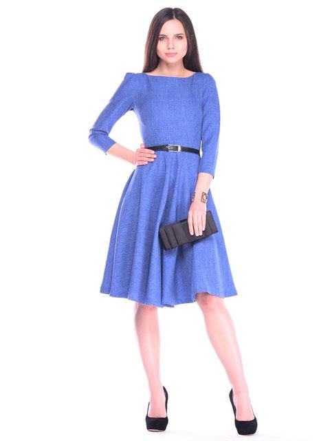 Платье синее Laura Bettini 3258186