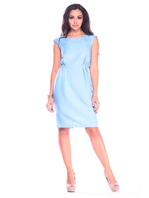 Сукня блакитна Maurini 3258261