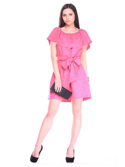 Сукня рожева Rebecca Tatti 3258325