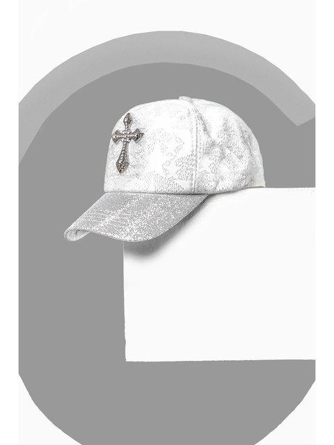 Бейсболка белая Gepur 3311535