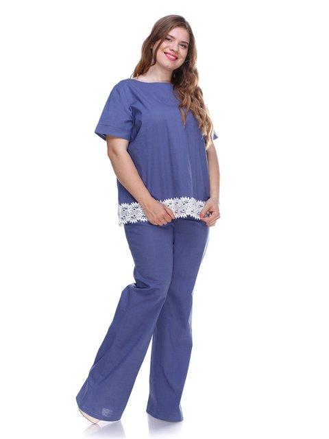 Костюм: блуза и брюки Marc Vero Maxxi 3277982