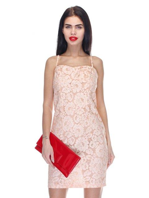 Сукня персикового кольору Atelier private 3295560