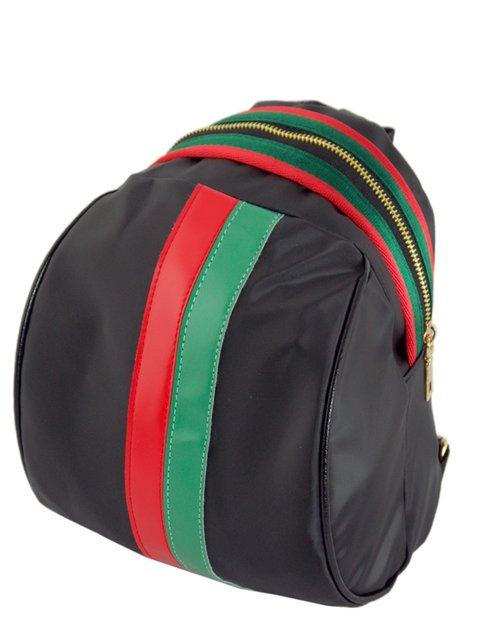 Рюкзак чорний Traum 3300001