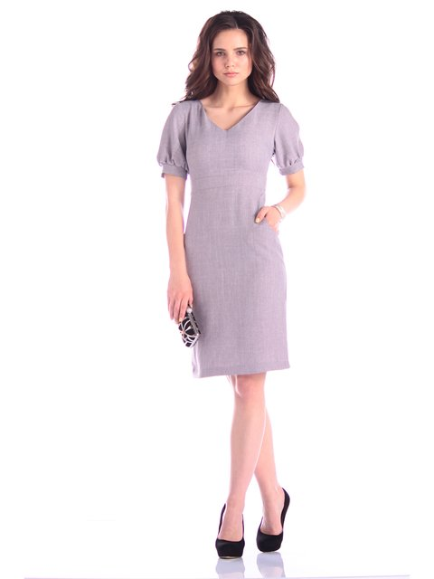 Сукня кольору мокко Laura Bettini 3323272