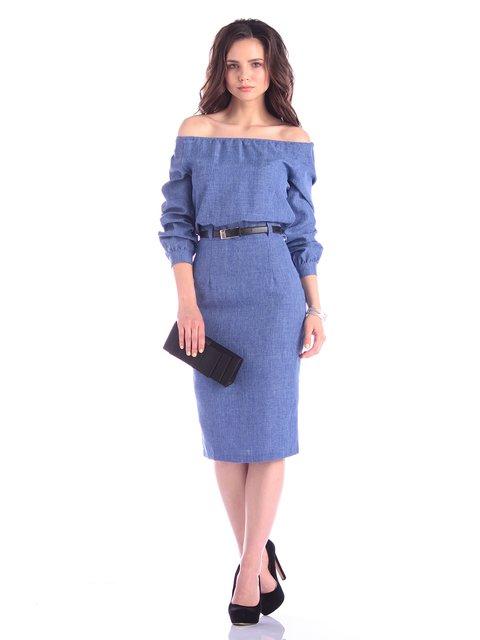 Сукня синя Laura Bettini 3323354