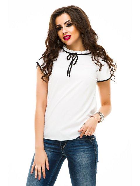 Блуза белая Exclusive. 3323625