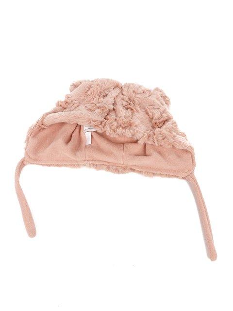 Шапка розовая Zara Kids 3277853
