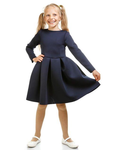 Платье темно-синее Kids Couture 3244776