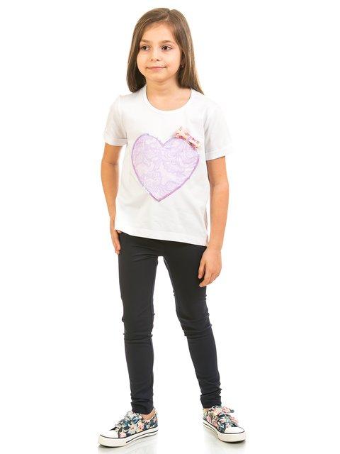 Леггинсы темно-синие Kids Couture 3244796