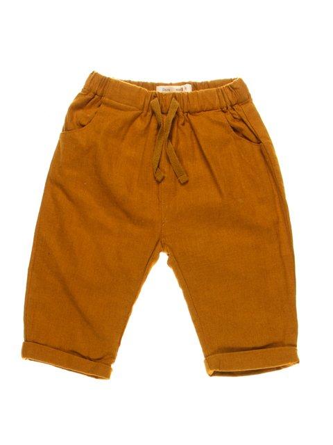 Штани рудого кольору Zara Kids 3281705