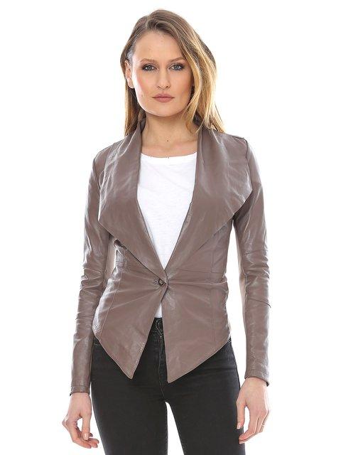 Куртка кольору фанго Renata Corsi 3010565