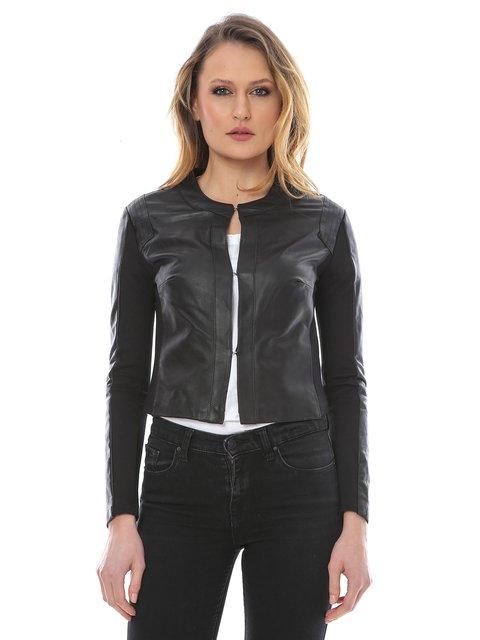 Куртка чорна Mangotti 3010654