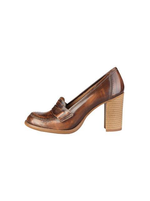 Туфли коричневые Arnaldo Toscani 3334344