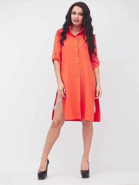Блуза оранжевая Alana 3338344
