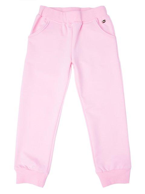 Штани рожеві De Salitto 3344504
