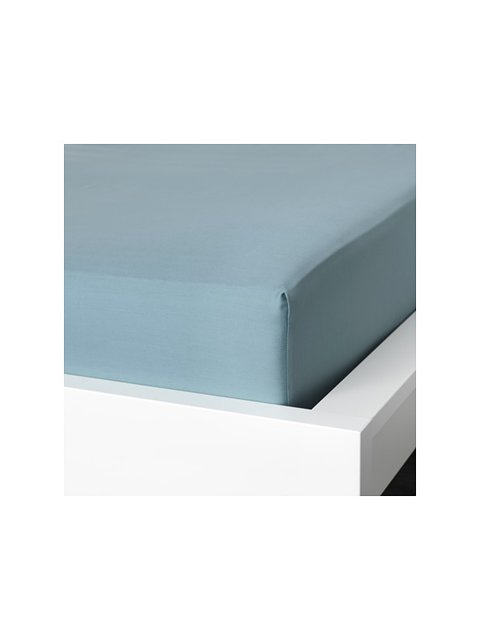 Простыня на резинке  (200х160 см) IKEA 3348904