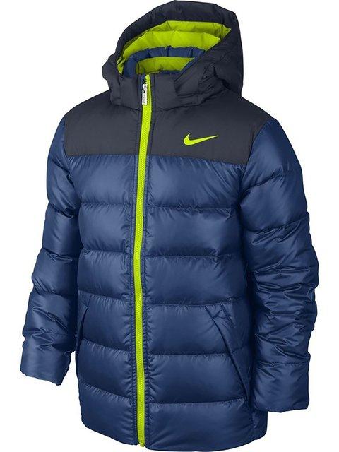 Куртка синяя Nike 2071045