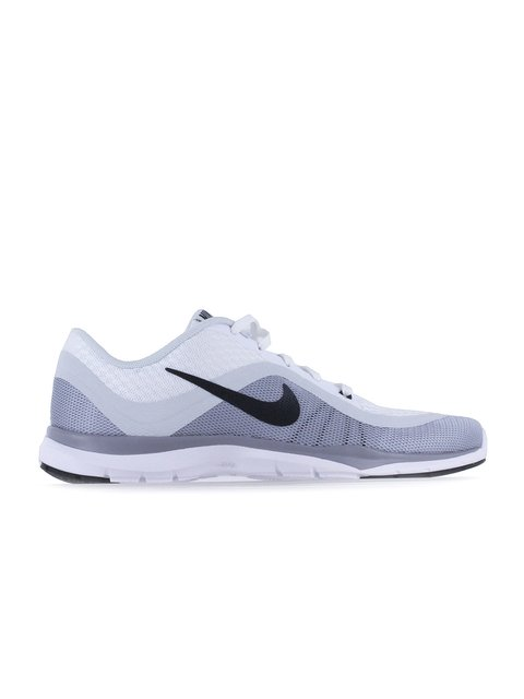 Кросівки сірі Flex Trainer 6 Nike 3342886