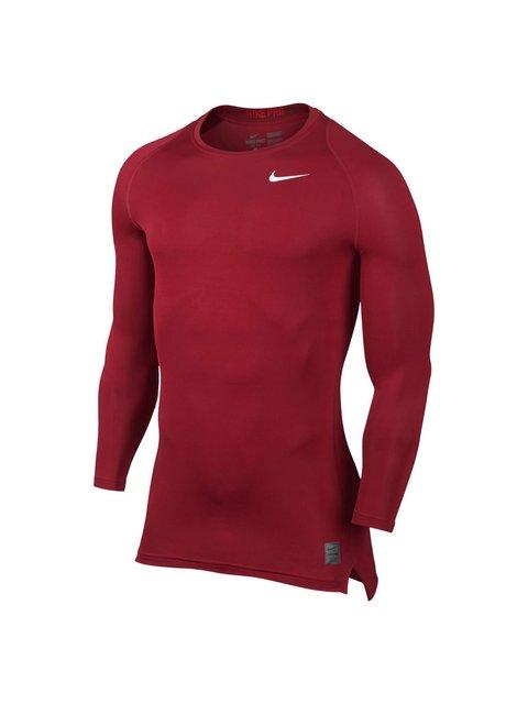 Термоджемпер красный Nike 3343229