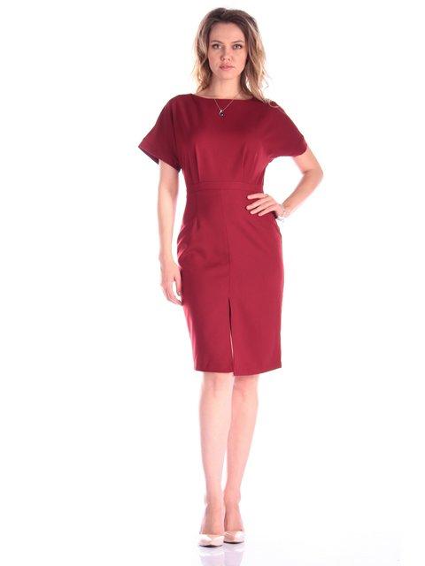 Сукня сливова Victoria Loks 3347715