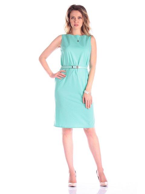 Сукня м'ятного кольору Victoria Loks 3347731