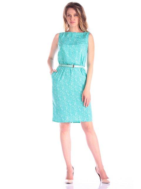 Сукня в принт Victoria Loks 3347732