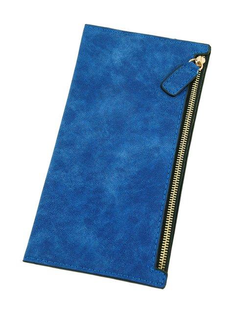 Гаманець синій Traum 3352534