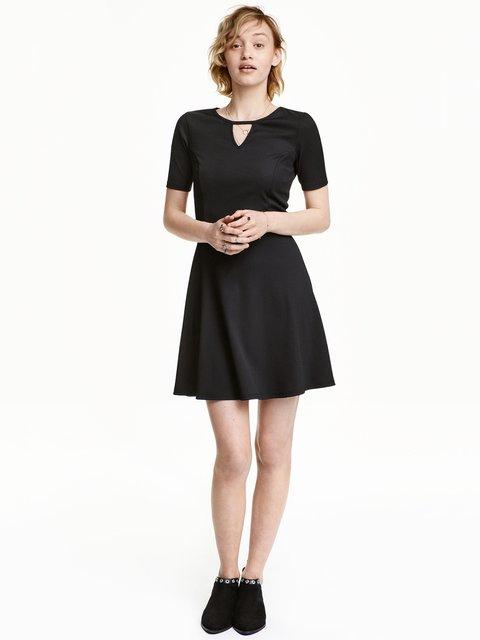 Сукня чорна H&M 3241330
