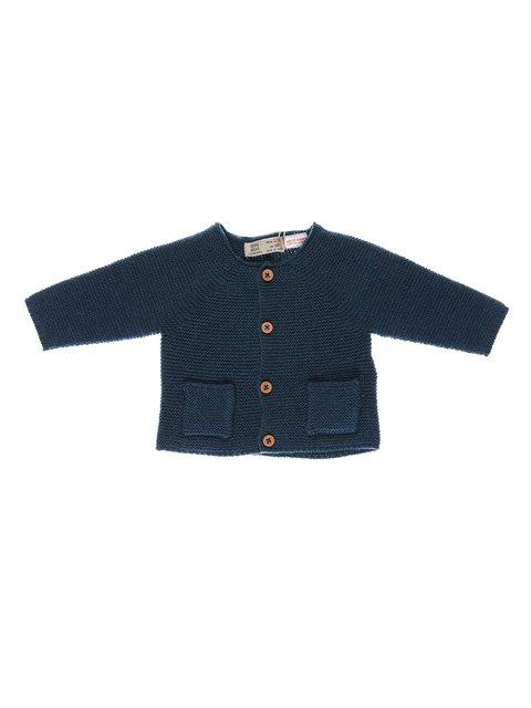 Кофта синя Zara Kids 3274965