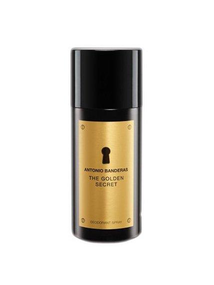 Дезодорант Golden Secret (150 мл) Antonio Banderas 3354616