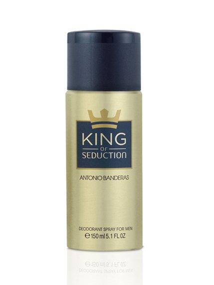 Дезодорант King Of Seduction Absolute (150 мл) Antonio Banderas 3354621
