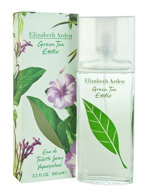 Туалетная вода Green Tea Exotic (100 мл) ELIZABETH ARDEN 3354848