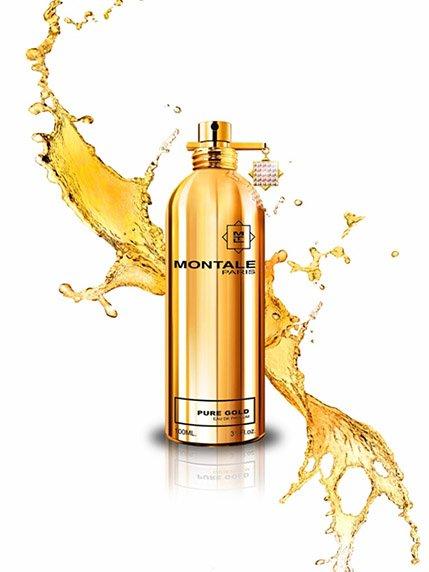 Парфюмированная вода Pure Gold (2 мл) Montale 3354934