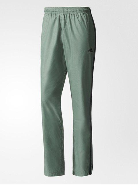 Штани зелені Adidas 3068735