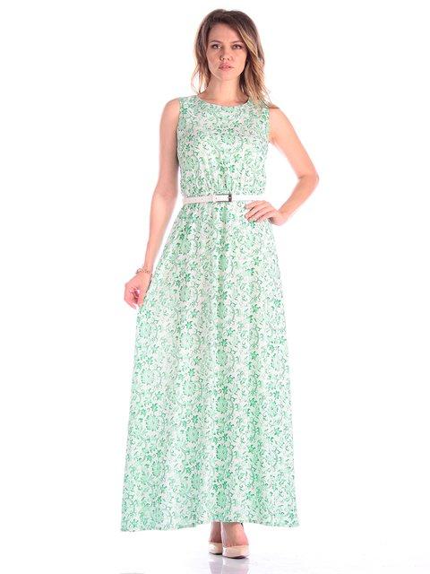 Сукня в принт Victoria Loks 3354597