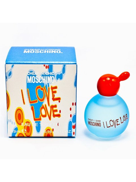 Туалетна вода I Love Love (4,9 мл) Moschino 3354748