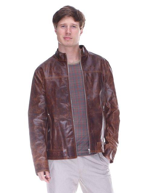 Куртка коричнева Mangotti 2646207