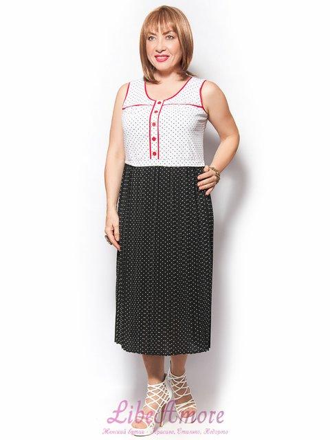 Платье в горошек LibeAmore 3365254