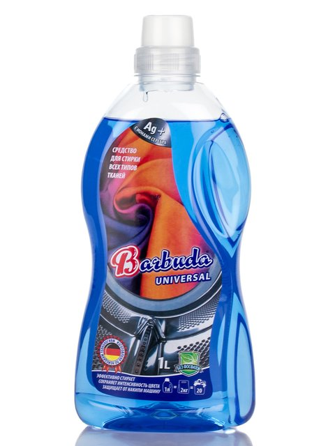 Рідкий засіб для прання — універсальний (1000 мл) Barbuda 3362059