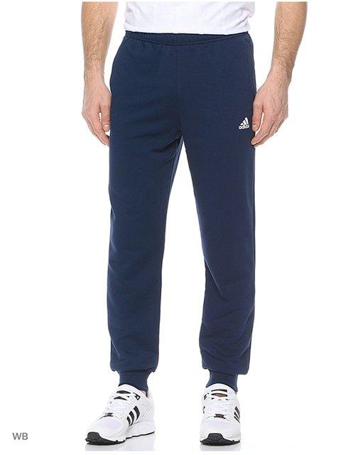 Брюки темно-синие Adidas 3297173