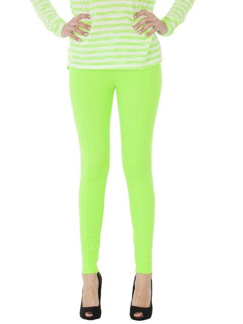 Брюки ярко-зеленые Maria Villoresi 3367060