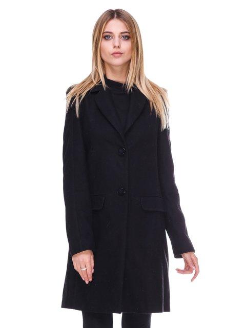 Пальто черное S.Oliver 3095459