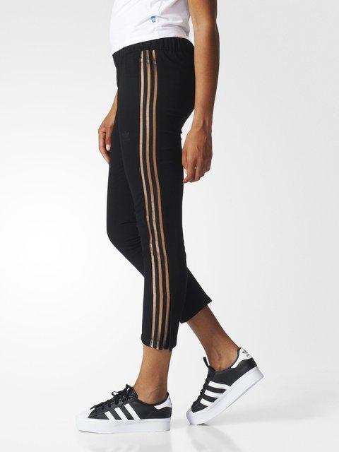 Брюки черные Adidas 3198338