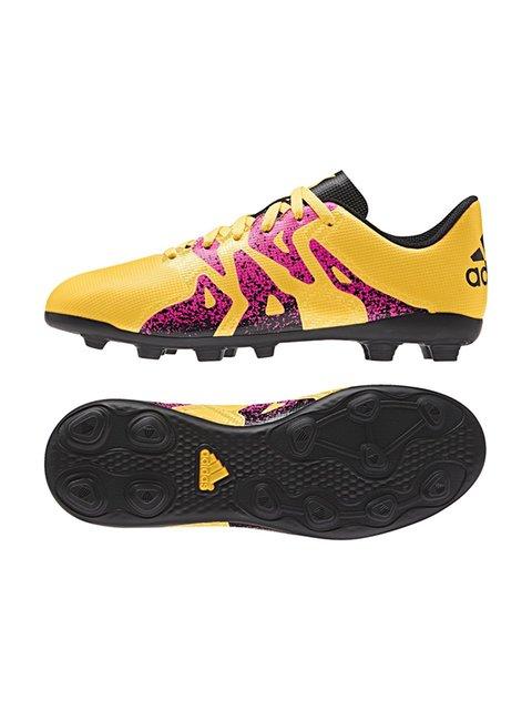 Бутсы желтые Adidas 3022715