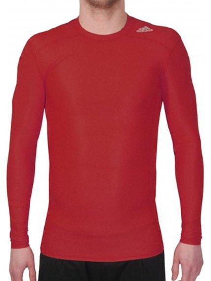 Джемпер красный Adidas 3130915