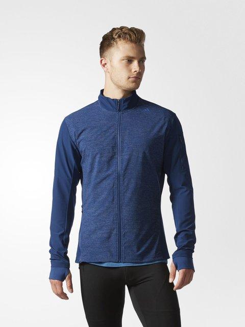 Кофта синяя Adidas 3198423