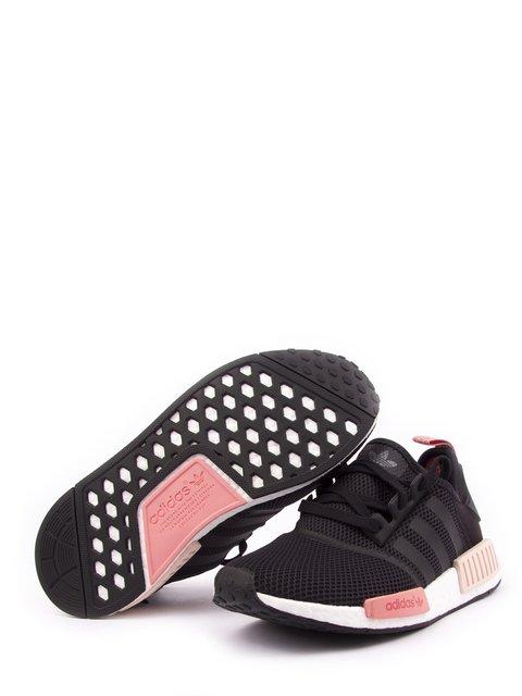 Кроссовки черные Adidas 3198506