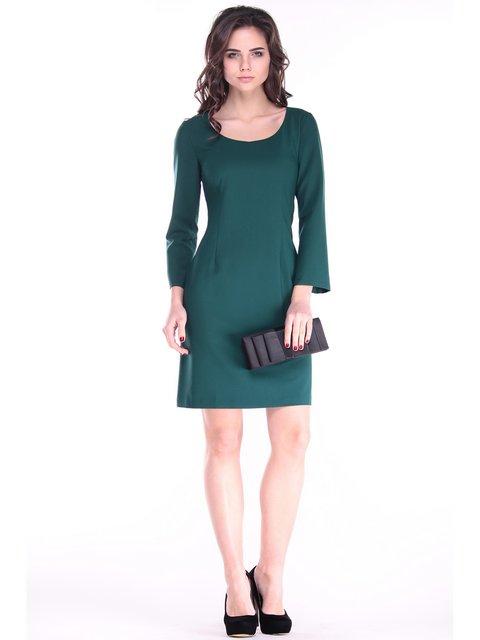 Сукня темно-смарагдового кольору Maurini 2925435