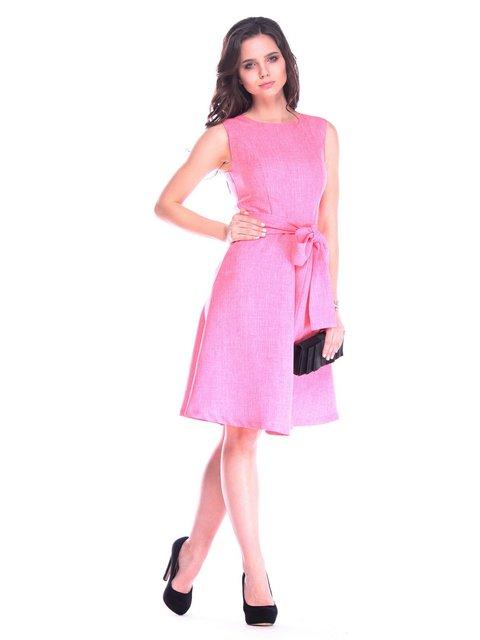 Платье коралловое Dioni 3160474